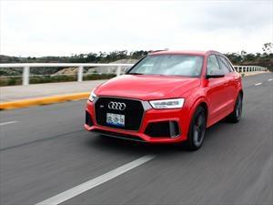 Manejamos el Audi RS Q3 Performance 2017