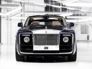 Rolls-Royce Sweptail, el carro más caro del mundo