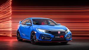 Honda renueva el veloz Civic Type R