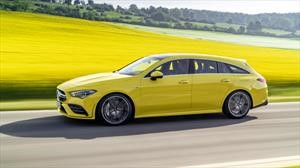 Mercedes-AMG CLA 35 Shooting Brake se presenta