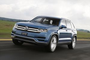 Volkswagen construirá un nuevo SUV en EUA