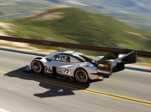 Mira el video completo del récord del Volkswagen I.D. R Pikes Peak
