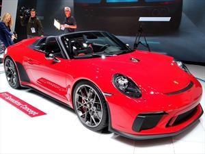 Existirán menos de 2 mil Porsche 911 Speedster