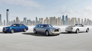 Rolls-Royce Phantom 2013 debuta en Ginebra
