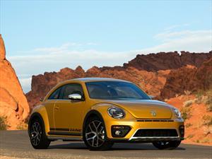 Volkswagen Beetle Dune 2016, para recordar a los buggies