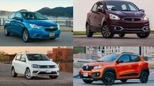 Los autos más baratos con mejor rendimiento en México para 2019
