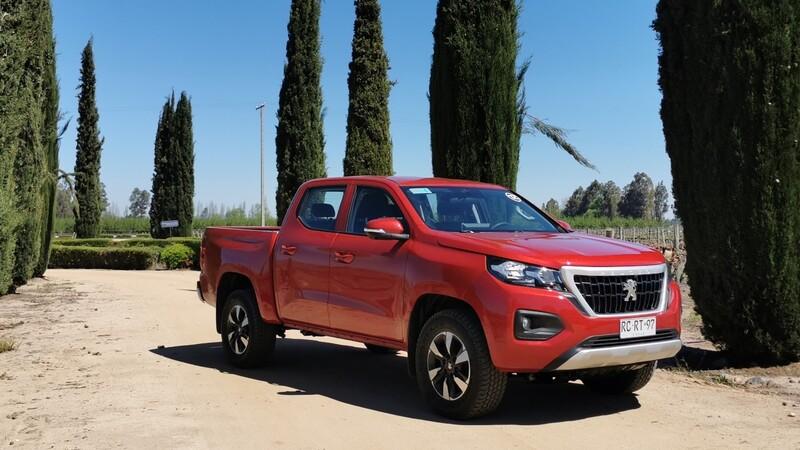 Peugeot Landtrek en Chile: precios, versiones y equipamiento