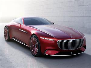 Vision Mercedes-Maybach 6 en Pebble Beach 2016