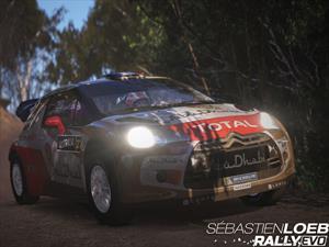 Sébastien Loeb de las carreras a los videojuegos