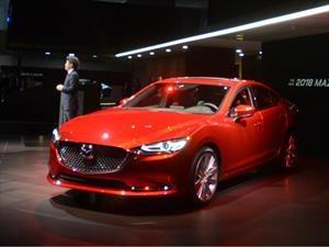 Mazda 6 2018 entró en la moda turbo
