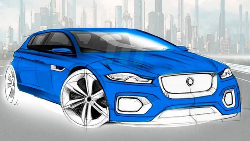 Jaguar quiere probar las aguas del segmento hatchback