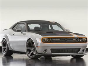 Este es el Dodge Challenger GT AWD Concept con tracción en las 4 ruedas