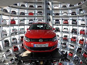 Volkswagen es la empresa automotriz número 1 a nivel mundial