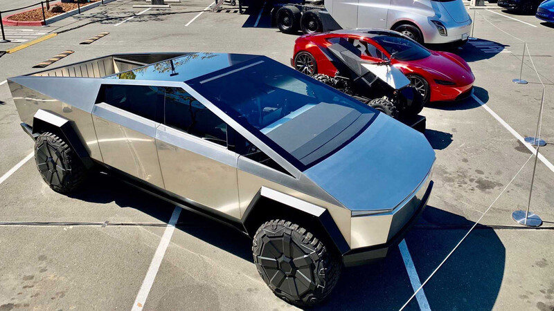Tesla patenta el limpiaparabrisas láser para automóviles