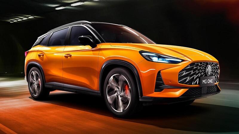 MG One, el sucesor del HS promete ser la nueva punta de lanza de la marca