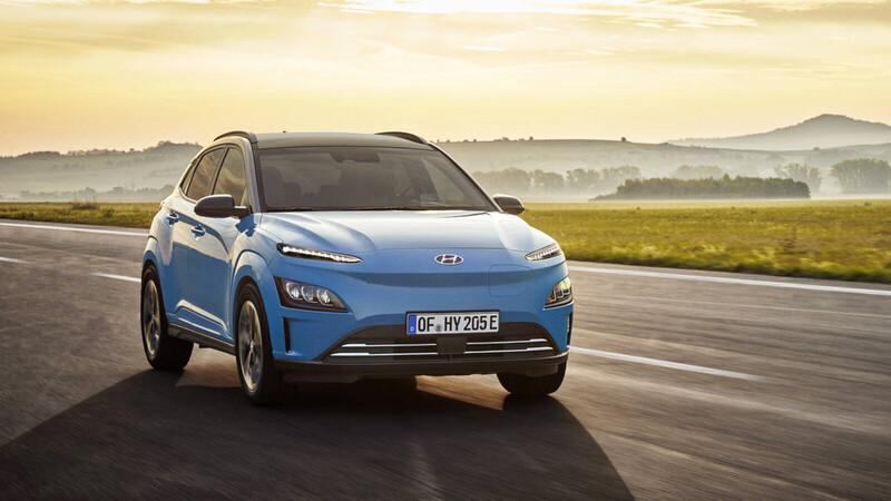 Hyundai Kona Eléctrico 2021: Nuevas líneas y mayor seguridad