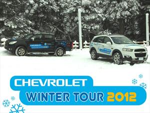 "Chevrolet presenta su ""Winter Tour 2012"""