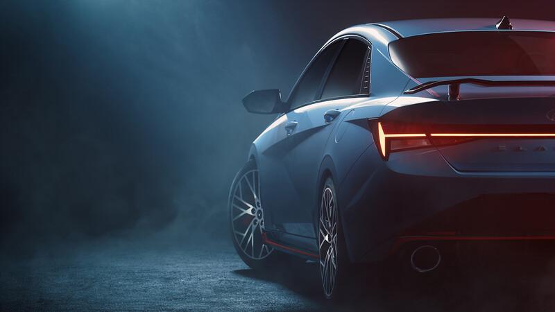 Hyundai Elantra N se alista para su debut