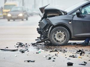 Esto es lo que debes hacer en caso de un accidente automovilístico