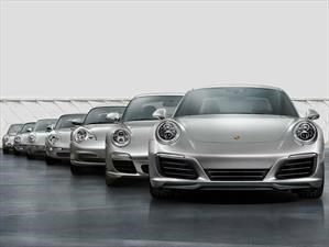 Porsche 911 y sus siete generaciones