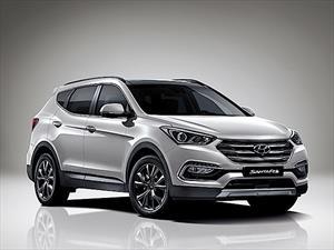 Así es la nueva Hyundai Santa Fe 2016
