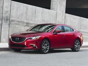 Mazda6 2017: mejoras estéticas y tecnológicas