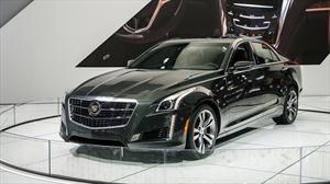 Cadillac CTS 2014 se presenta