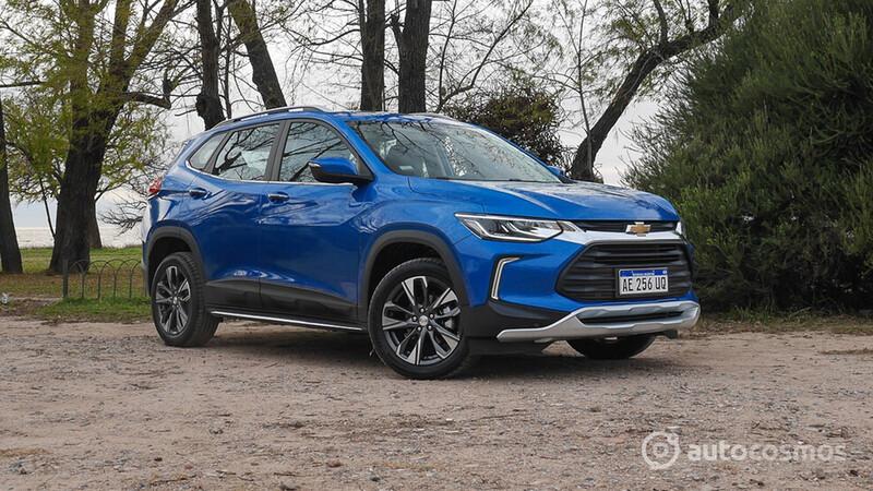 Chevrolet presenta el nuevo comercial del Tracker
