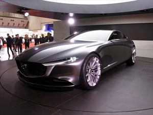 Mazda Vision Coupe, un auto elegante, deportivo y minimalista