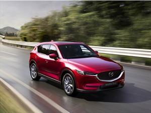 Mazda CX-5 Signature, más potente y lujosa