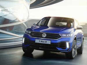 Volkswagen T-Roc R 2020 enseña en lado deportivo de este SUV