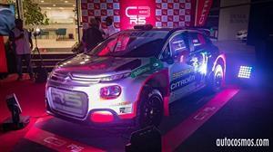 Citroen Monster Energy Rally Team presenta a su nuevo C3 R5 para la temporada 2019