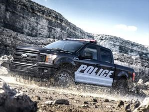 Expedition y F-150 Special Service Vehicle 2018, las nuevas patrullas de Ford