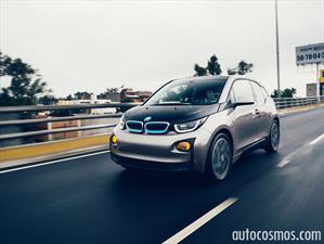 BMW i3 2015 a prueba en México
