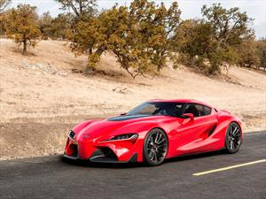 Toyota Supra y BMW Z5 estarán disponibles en 2018