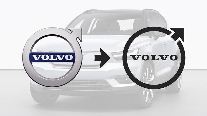 Volvo cambia su logo