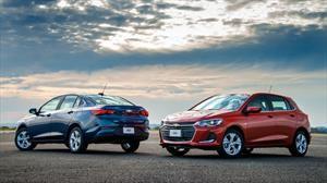 Las dos almas del nuevo Chevrolet Onix