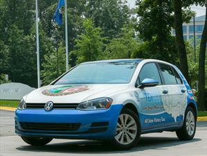 Volkswagen Golf TDI Clean Diesel obtiene récord de consumo en EU