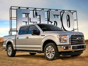 Ford F-150 2017, con sistema Start/Stop