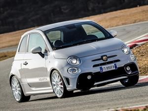 Abarth 595 esseesse, el escorpión pica en Ginebra