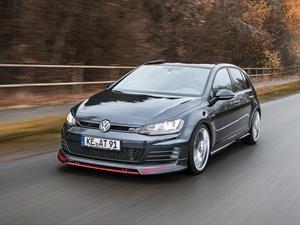 Volkswagen Golf VII por ABT, con un toque de buen gusto