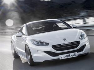 Peugeot renueva el RCZ