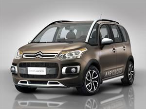 Citroën renueva al C3 Picasso y Aircross
