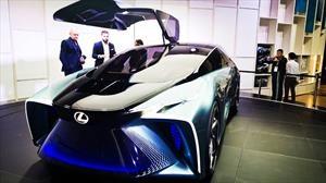 Lexus LF-30 Concept, lujo japonés eléctrico y deportivo