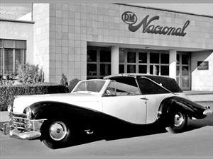 En venta un desconocido y valioso automóvil mexicano