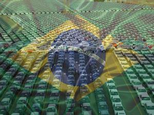 Brasil no pudo sostener el volumen de 2012