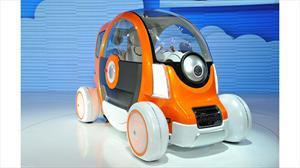Suzuki Q-Concept: ¿Moto o automóvil?