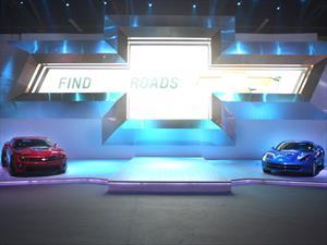 Chevrolet tuvo un buen registro de ventas en el Salón del Automóvil