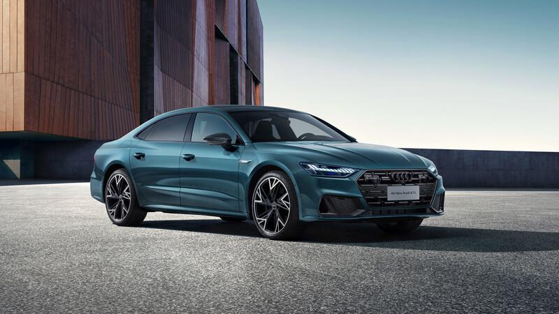 Audi A7L: Más espacio para mejorar el confort