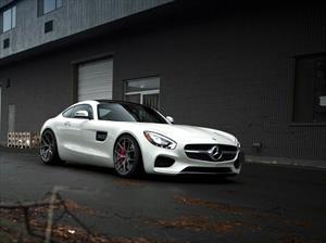 Mercedes-AMG GT por SR Auto Group debuta